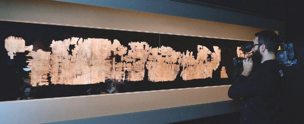 Artemidoro. L'accusa: il papiro è una patacca