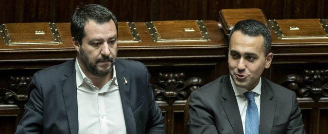 Con Salvini e Di Maio hanno vinto la furbizia e la menzogna