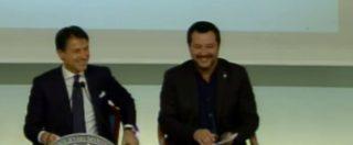 """Manovra, Conte: """"Maxi emendamento? Nessun imbarazzo"""". Salvini: """"Trattativa seria. Italia si è fatta sentire"""""""