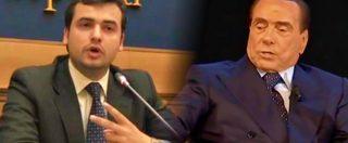M5s, Sibilia a Berlusconi: 'Se arriveranno offerte ai nostri, andremo in procura'. Ma lui smentisce mercato: 'Verranno da soli'