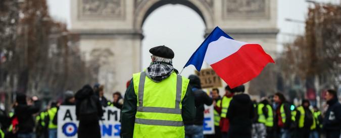 """Francia, Banca centrale: """"Misure varate da Macron per rispondere ai Gilet gialli spingono il pil 2019 dello 0,3%"""""""