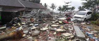 Tsunami in Indonesia dopo eruzione Krakatoa: 222 morti e 843 feriti tra Giava e Sumatra