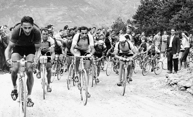 """""""Io, da ciclista dilettante a gregario del mito Coppi"""""""