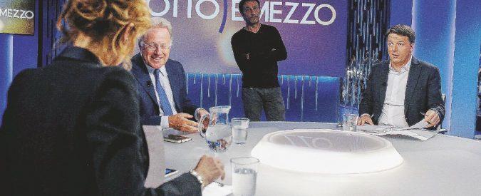 """Otto e mezzo, Paolo Pagliaro: """"Basta inseguire i social, la Fornero buca il video"""""""