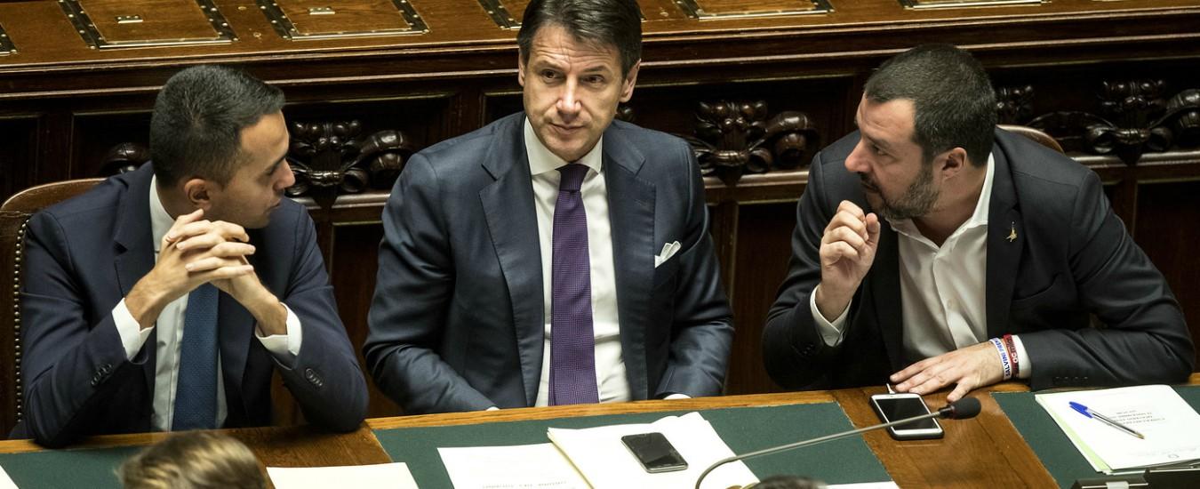 Diciotti, dopo l'autodenuncia del governo la procura di Catania indaga il premier Conte e i ministri Di Maio e Toninelli
