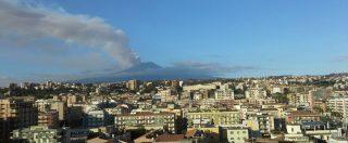 """Terremoto Etna, esperto Cnr: """"Lava cerca vie d'uscita laterali. L'energia è più concentrata rispetto agli Appennini"""""""
