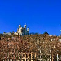 Basilique e Tour Métallique de Fourvière