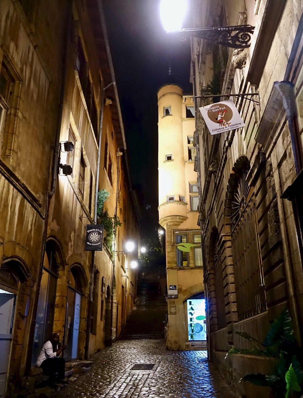 Rue de la Loge, Vieux-Lyon