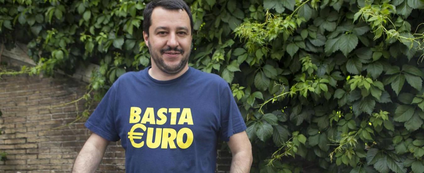 """Financial Times: """"Salvini moderato verso Ue per vincere le elezioni e diventare leader centrodestra in Italia"""""""