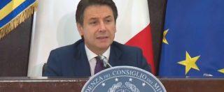 Governo, conferenza stampa di fine anno del presidente del Consiglio Giuseppe Conte: la diretta