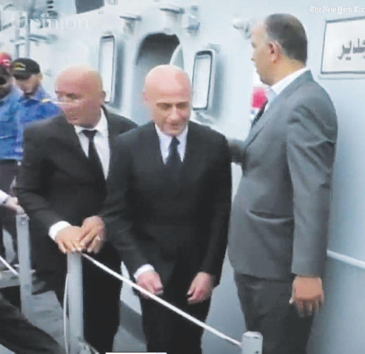 """""""È un omicidio con navi italiane"""" L'accusa del Nyt"""