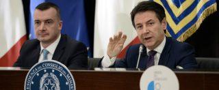"""Conte, conferenza stampa di fine anno: """"Manovra scritta in Italia, non in Ue. Non siamo osservati speciali a Bruxelles"""""""