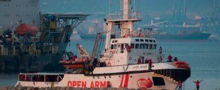 """Migranti, El Diario: """"Governo spagnolo minaccia Open Arms con multe fino a 900mila euro se proseguono i salvataggi"""""""