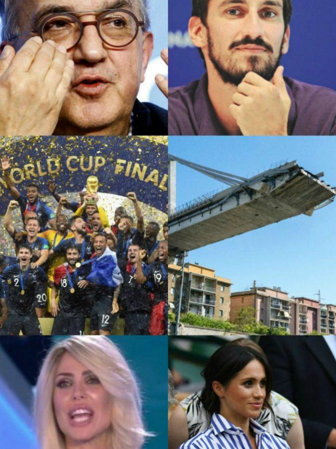 """Da Marchionne al Ponte Morandi fino alla parola """"ipovedente"""": ecco cosa hanno cercato su Google gli italiani nel 2018"""