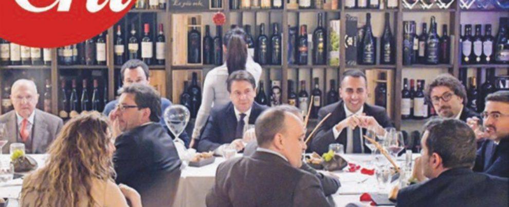 Al premier sfugge la speranza del rimpasto, ma Di Maio (per ora) è contrario e si irrita