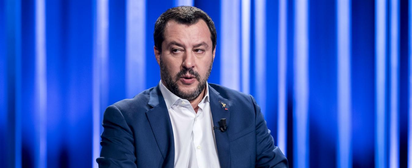 Salvini sarebbe da scomunicare. Lo dice il diritto canonico