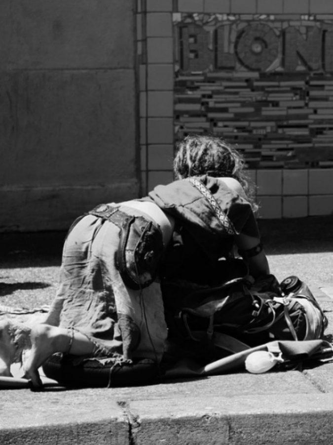 La raccolta di fondi per i senzatetto raggiunge oltre 400mila dollari ma è una truffa