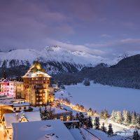 Badrutt's Palace di Saint Moritz