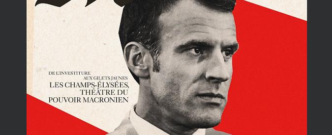 Macron come Hitler sul magazine di Le Monde. Ah, les français!