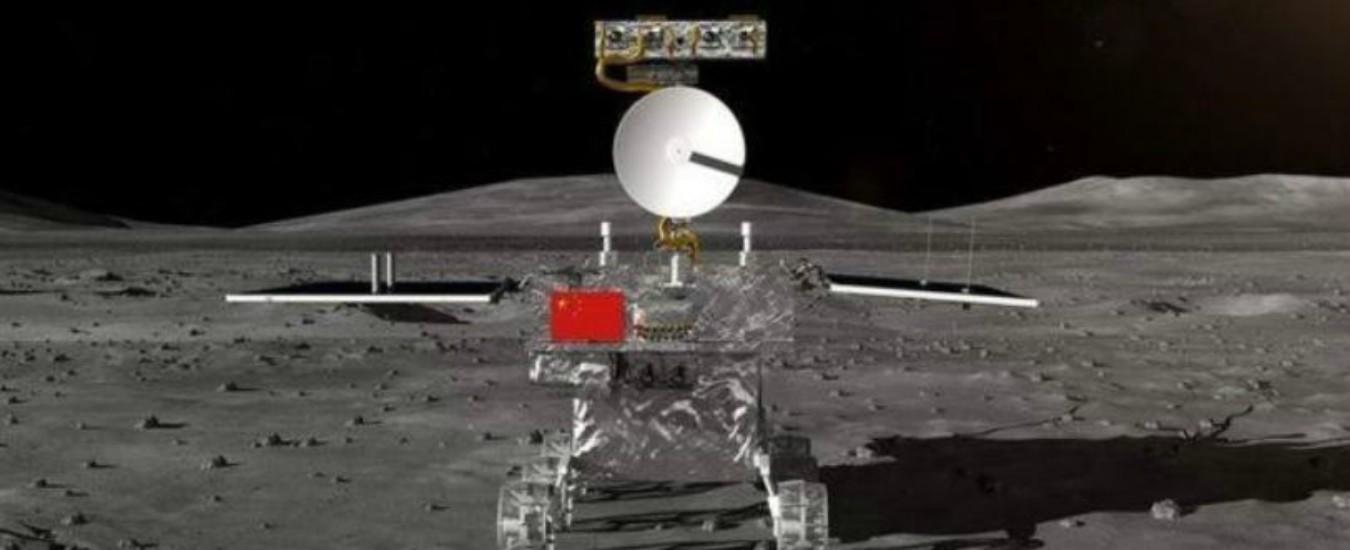 Spazio, sonda cinese atterra sul lato oscuro della Luna: è la prima volta nella storia