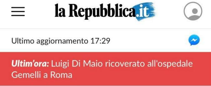La Repubblica News Il Fatto Quotidiano