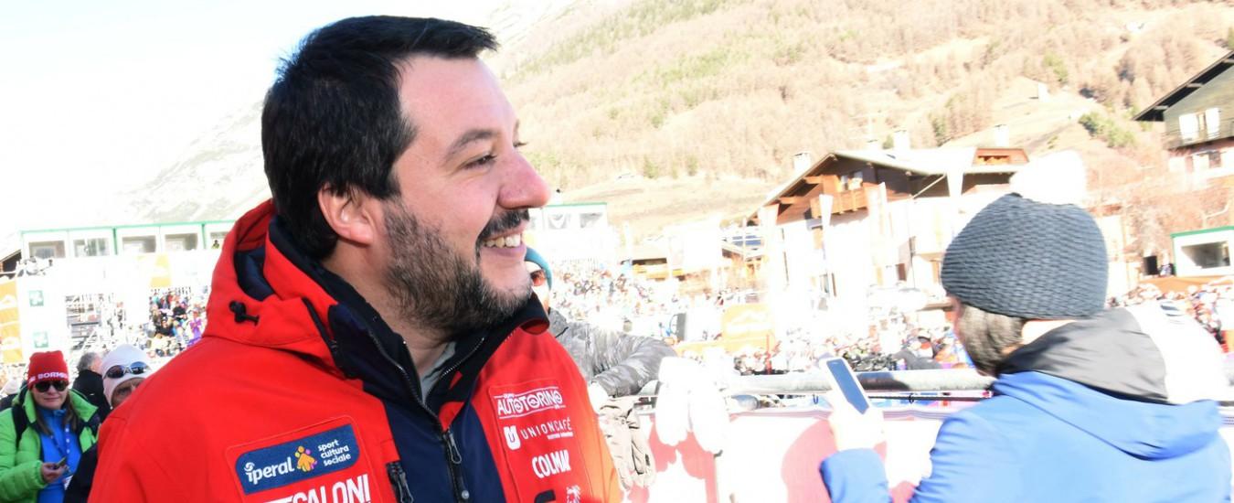 Supercoppa in Arabia, meno male che c'è Salvini a ricordarci che gli ideali non si svendono