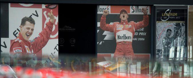Michael Schumacher compie 50 anni, l'affetto dei fan lo tiene in vita