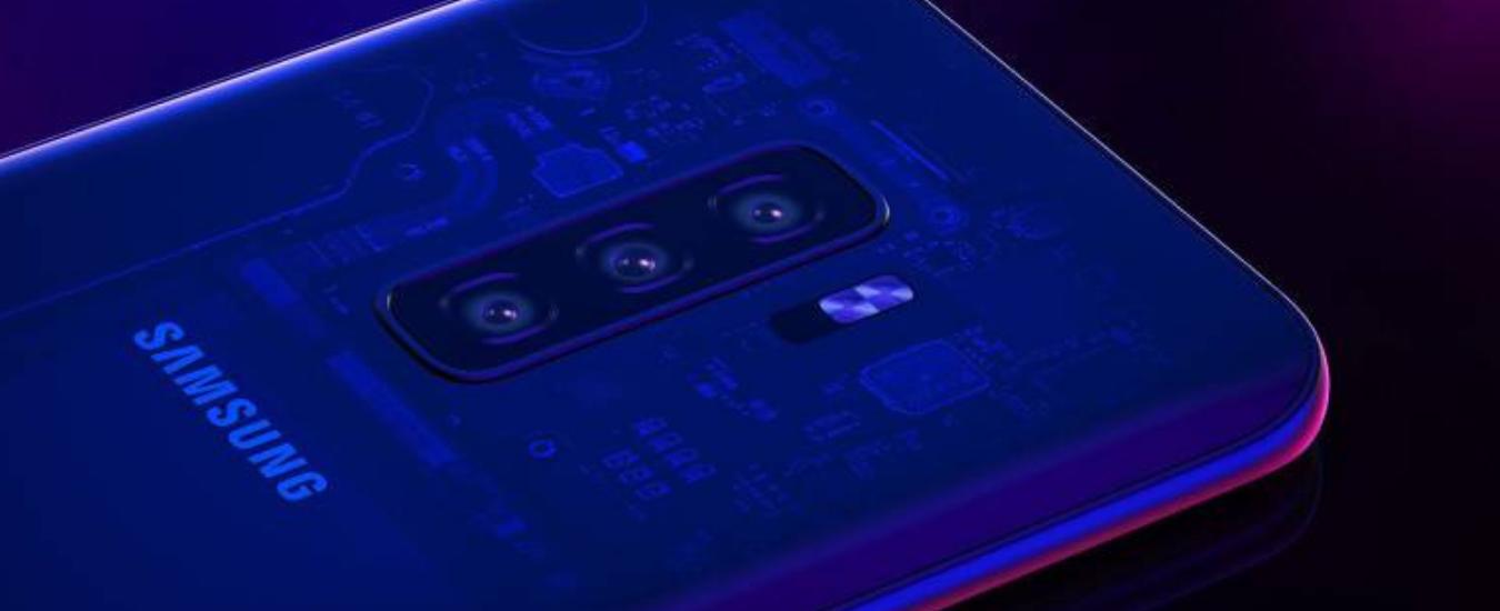 """Galaxy S10: 5 varianti, design rinnovato, """"foro"""" sul display e supporto al 5G"""
