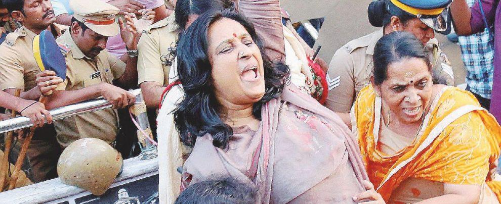 Bindu e Kanaka: non è solo una questione di donne