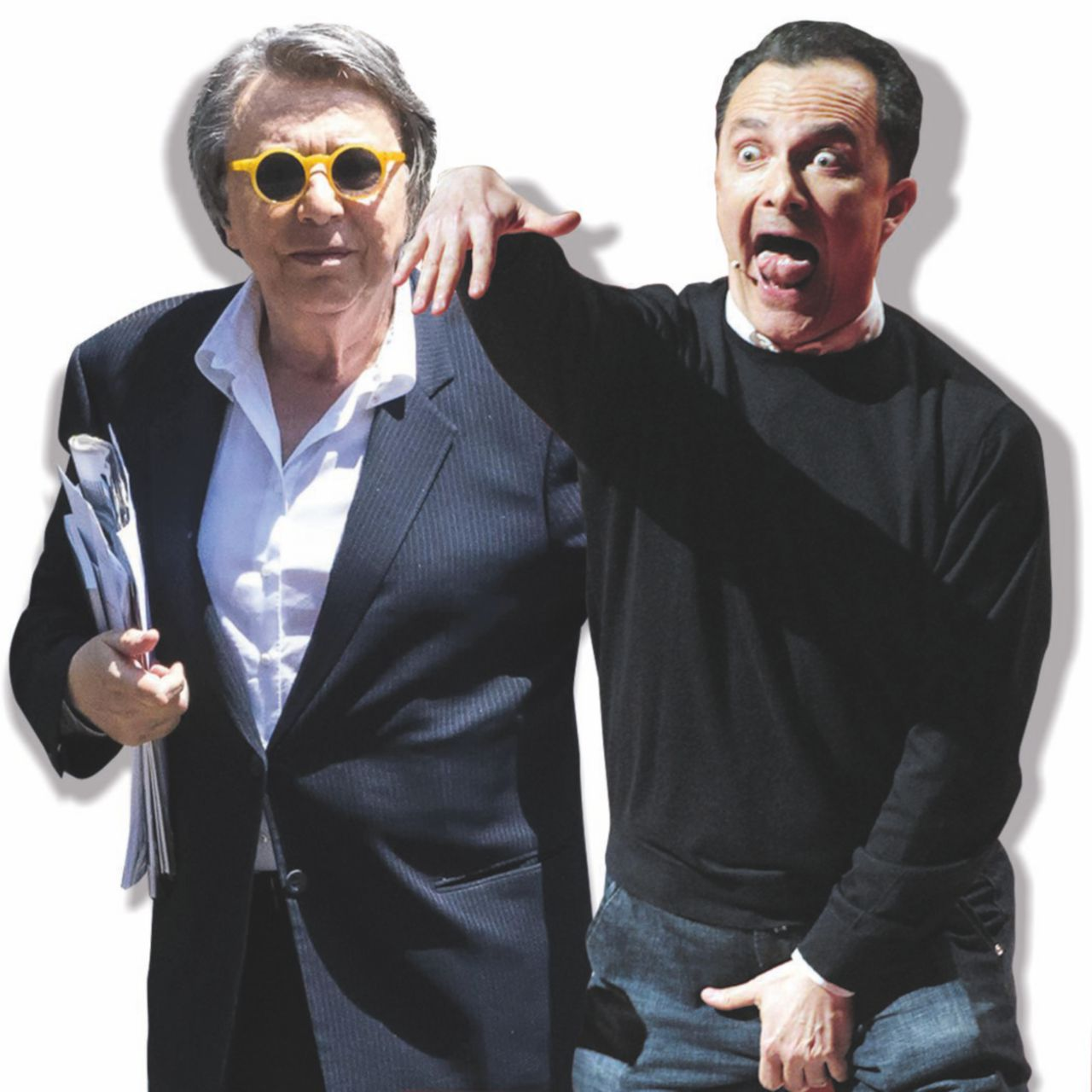 """Sul Fatto del 4 gennaio, Freccero ribalta l'editto: """"Rivoglio Luttazzi su Rai2"""""""
