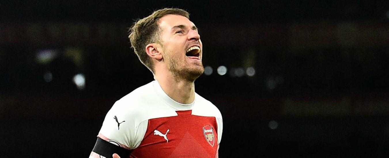 Aaron Ramsey a un passo dalla Juventus. E per i bookmaker Milan-Morata ancora possibile