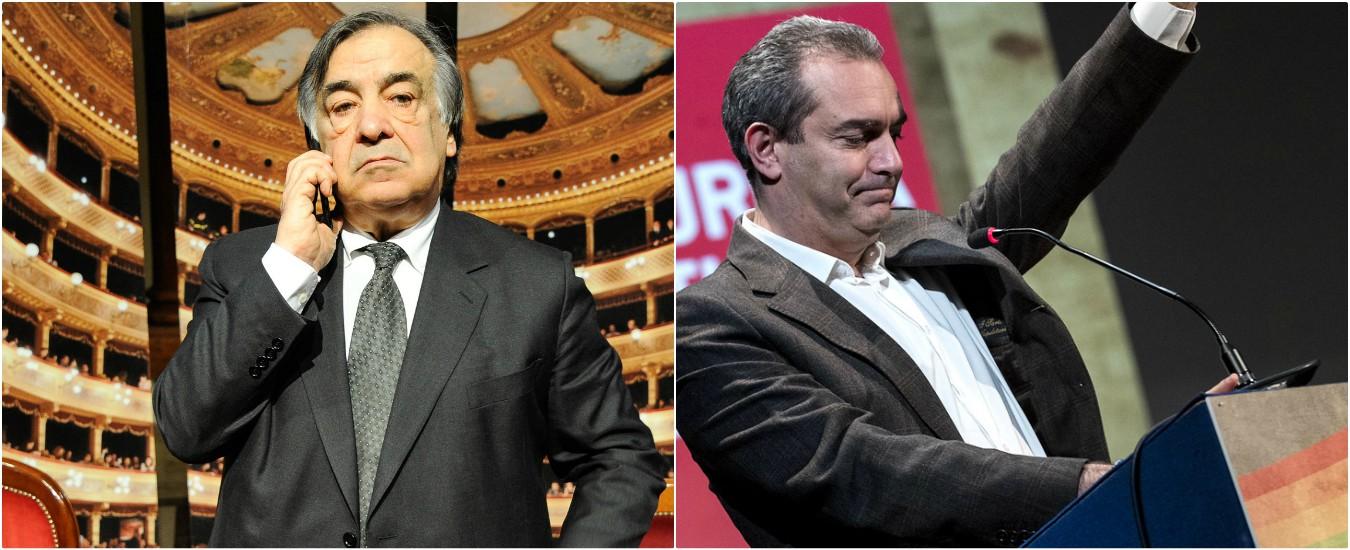 Dl Sicurezza: Leoluca Orlando e Luigi de Magistris, sindaci esemplari