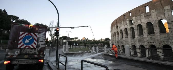 """Rifiuti Roma, il collegio sindacale di Ama boccia il bilancio 2017. Ma un membro Oic lo smentisce: """"Obiezioni non fondate"""""""