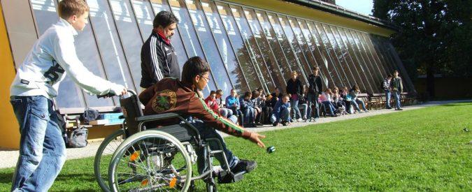 Spese di sostegno per gli alunni disabili: i numeri sono questi e sono scandalosi