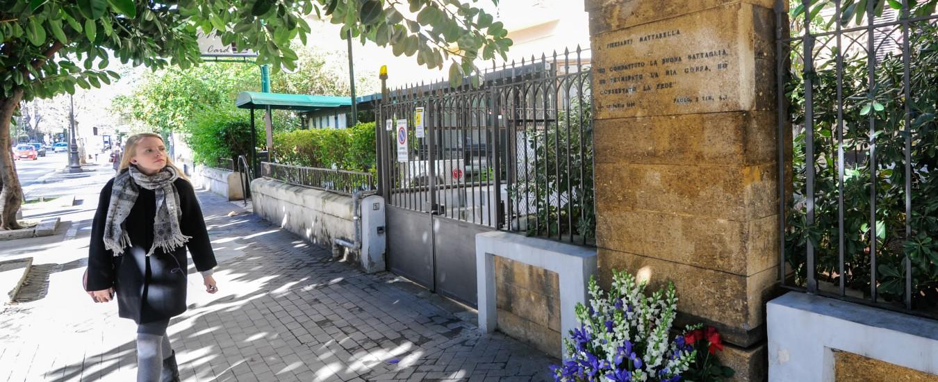 """Piersanti Mattarella, l'omicidio 39 anni fa. Casellati e Fico: """"Esempio per l'Italia"""". Orlando: """"Con lui iniziò il cambiamento"""""""