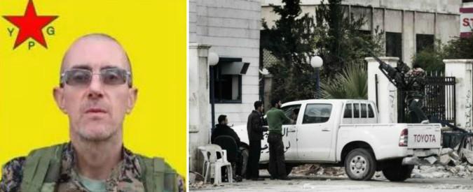 Siria, morto Giovanni Francesco Asperti. Il 50enne italiano combatteva contro l'Isis al fianco delle milizie curde