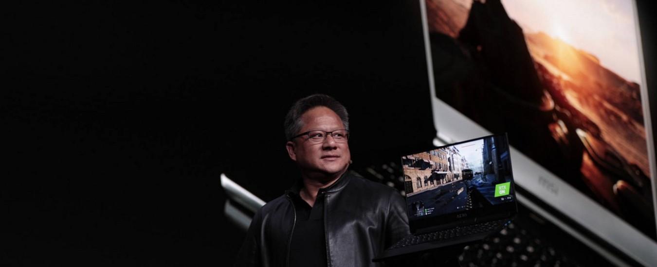 Acer, Asus, Dell, HP e Razer presentano al CES 2019 i notebook per giocare con i nuovi chip grafici Nvidia GeForce RTX