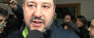 """Referendum propositivo, Salvini: """"Quorum? Deciderà il Parlamento. Su questo c'è accordo con il M5s"""""""