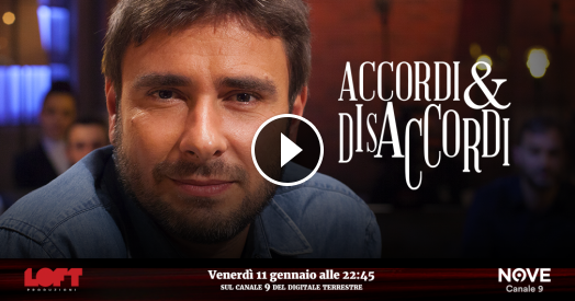 Accordi&Disaccordi, esclusiva: Alessandro Di Battista ...