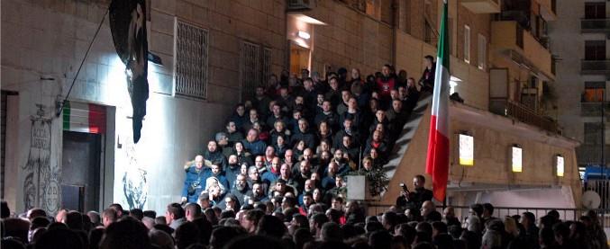 Giornalisti de L'Espresso aggrediti: denunciati leader di Forza Nuova e di Avanguardia Nazionale. Aperta inchiesta