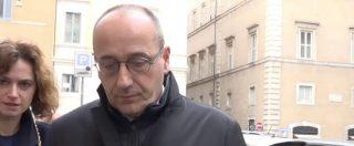 """Carige, Patuanelli (M5s): """"Intervento per i risparmiatori. Renzi parla? Surreale"""". E Bagnai (Lega) non risponde"""
