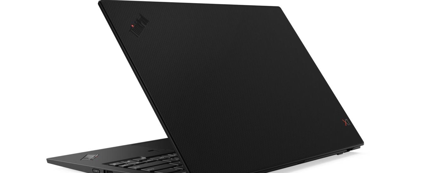 Lenovo rinuncia alla fibra di carbonio per il ThinkPad X1 Yoga, adesso è in lega alluminio