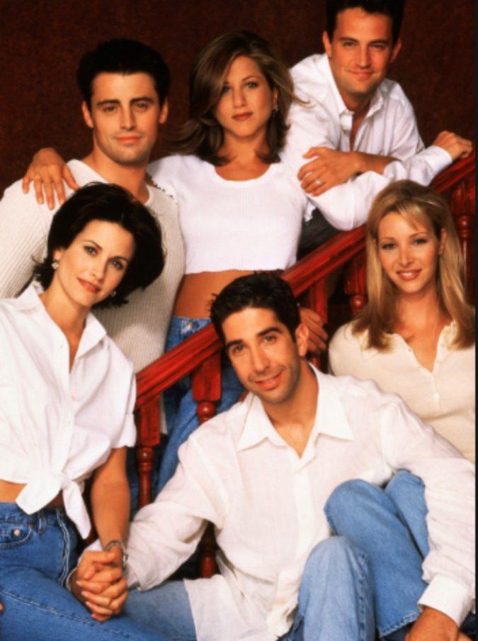 Friends è la serie campione del binge-watching 2018: dopo 15 anni dalla conclusione, Rachel e i suoi amici piacciono più di Game of Thrones