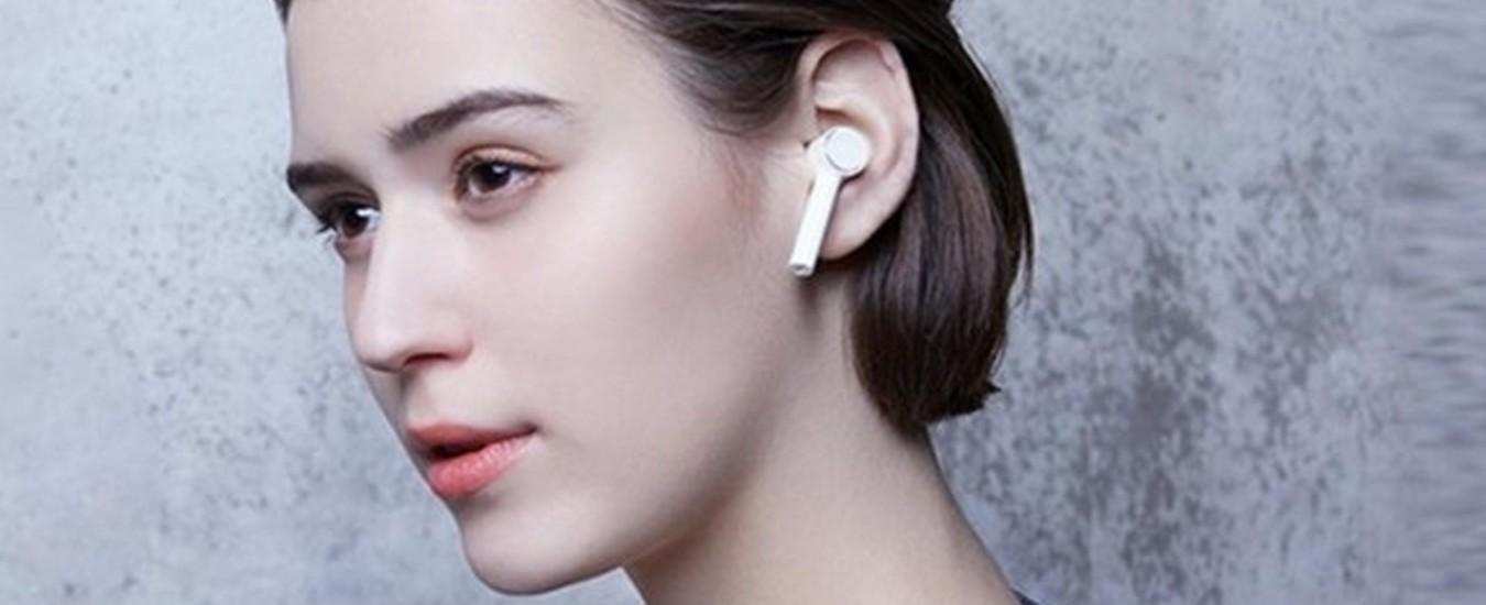 Xiaomi annuncia i Mi AirDots Pro, cuffie wireless leggere e