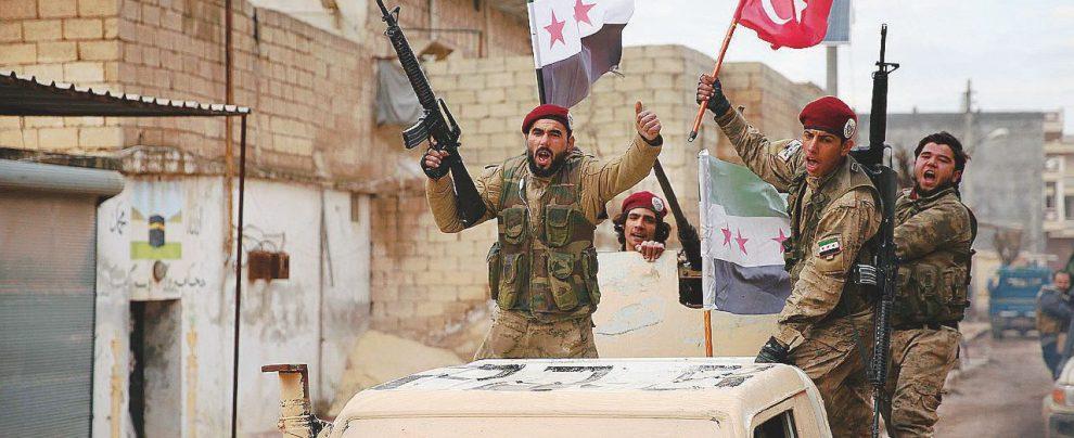 "Erdogan snobba gli Usa: ""I curdi sono terroristi"""