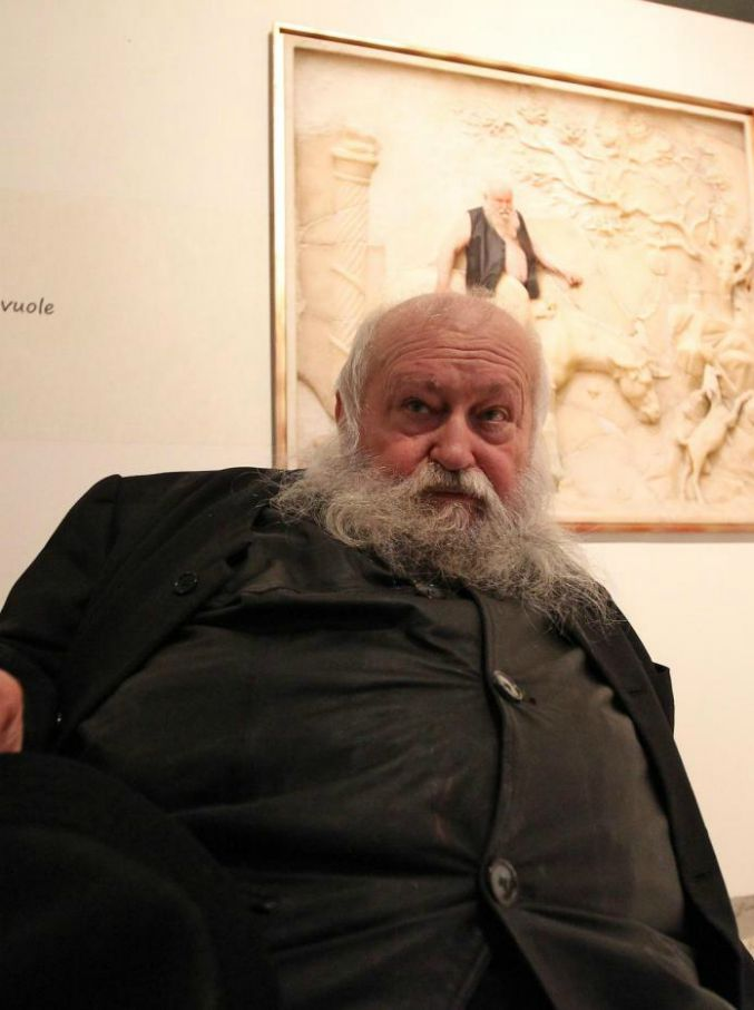 "Hermann Nitsch a Mantova, animalisti all'attacco per opere con carcasse e sangue. La replica: ""Artista tra più quotati"""