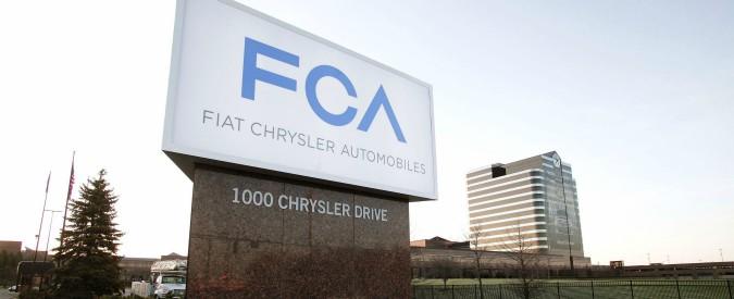 Fca, negli Stati Uniti patteggia una multa per mettere fine al caso emissioni