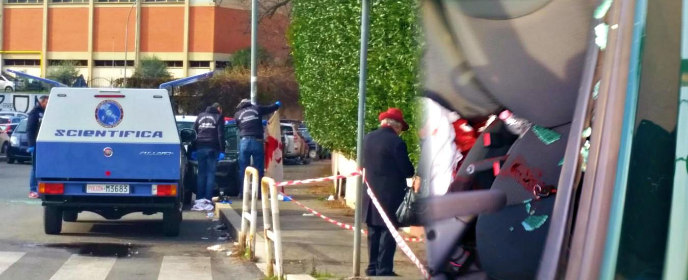 Roma, sparatoria davanti a un asilo nido alla Magliana: ucciso pregiudicato