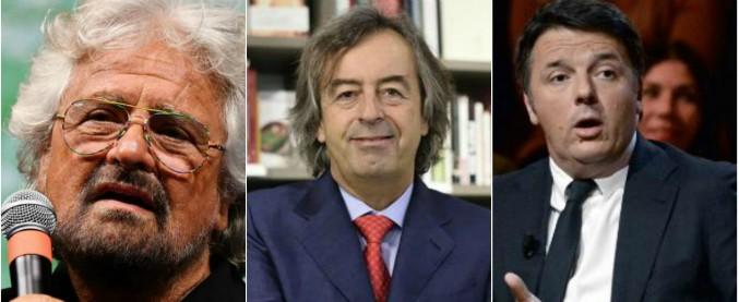 Burioni: 'Da Grillo a Renzi, sostegno al manifesto per la scienza'. Garante M5s: 'Polemica su mia firma è da terrapiattisti'