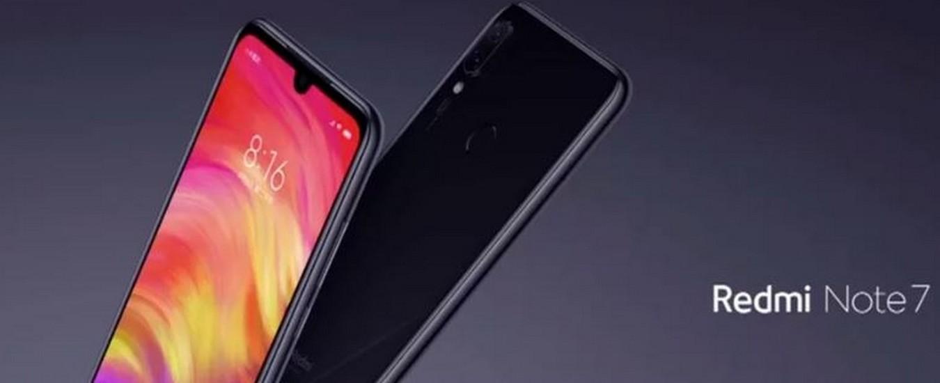 Xiaomi annuncia gli smartphone Redmi Note 7 e Note 7 Pro con fotocamera da 48 megapixel